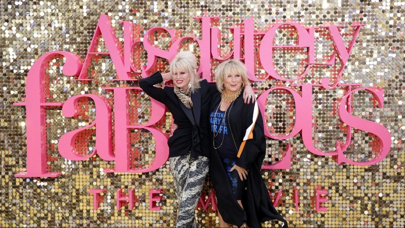 INSIGHT: 'Absolutely Fabulous' world premier