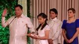 VERBATIM: The Philippines swears in Duterte