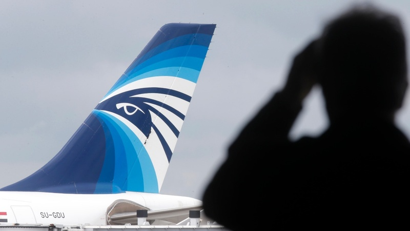EgyptAir black box suggests smoke on board
