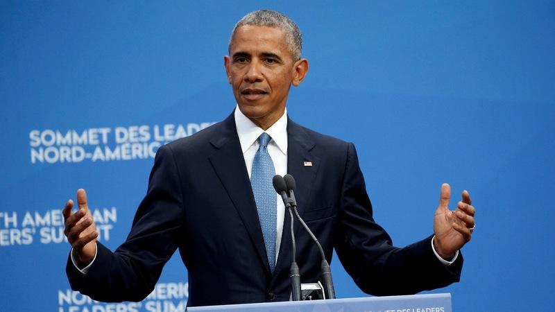 Obama: Trump's rhetoric is not 'populism'