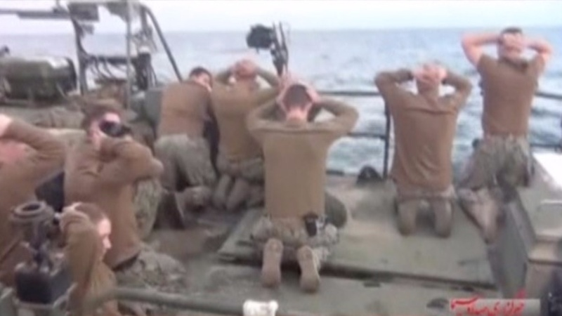U.S. Navy releases report on Iranian capture