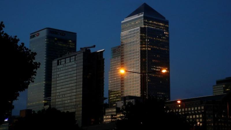British bankers get Brexit blues