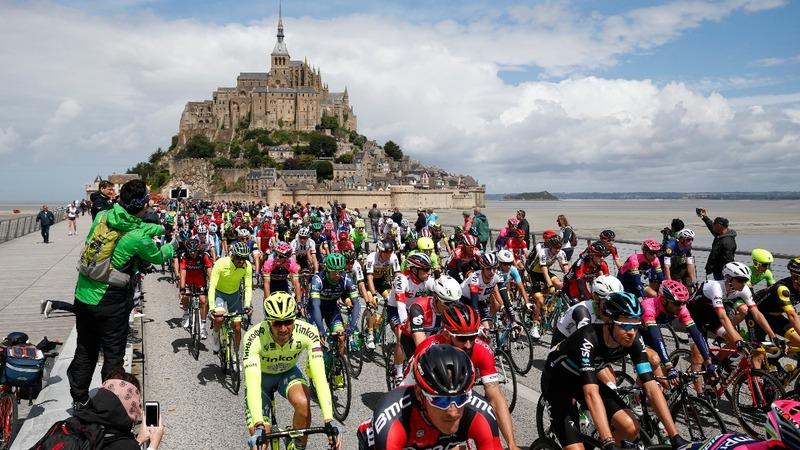 The 2016 Tour de France begins
