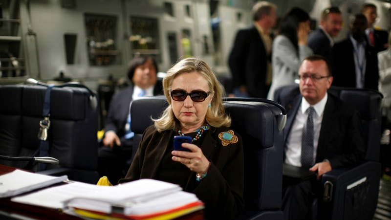 Clinton meets with FBI over email server
