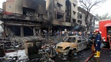 Nearly 120 killed in Baghdad blasts
