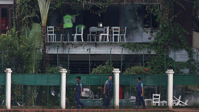 Bangladesh says I.S. not responsible for attack
