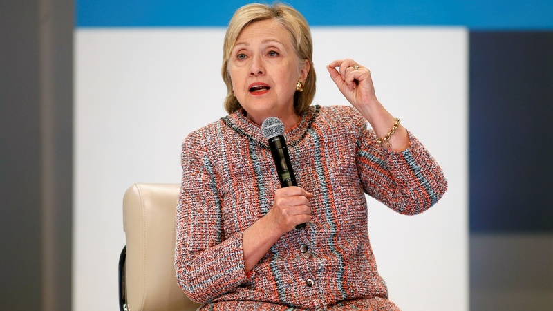 Clinton talks FBI interview, Lynch meeting