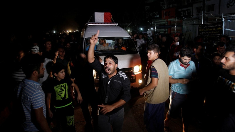 Death toll rises in Baghdad suicide bombing