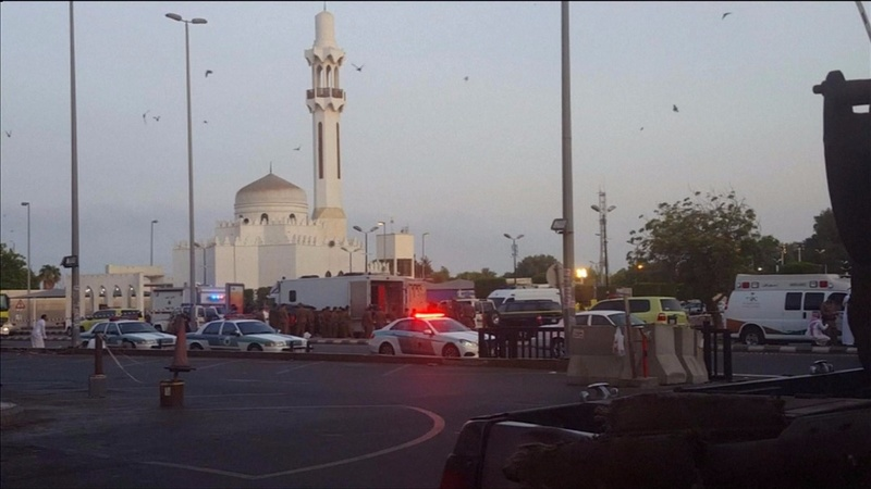 Suicide blast near U.S. consulate in Jeddah