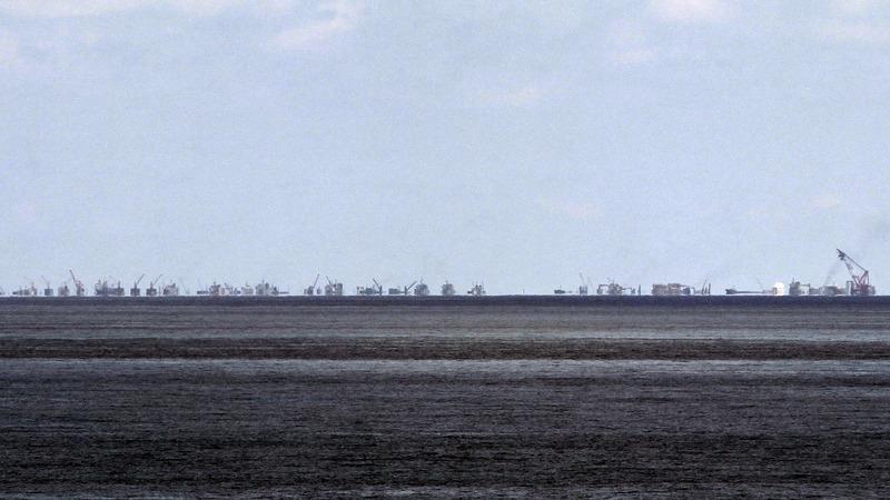Beijing cranks up South China Sea propaganda