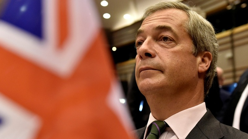 VERBATIM: Farage steps down as UKIP leader