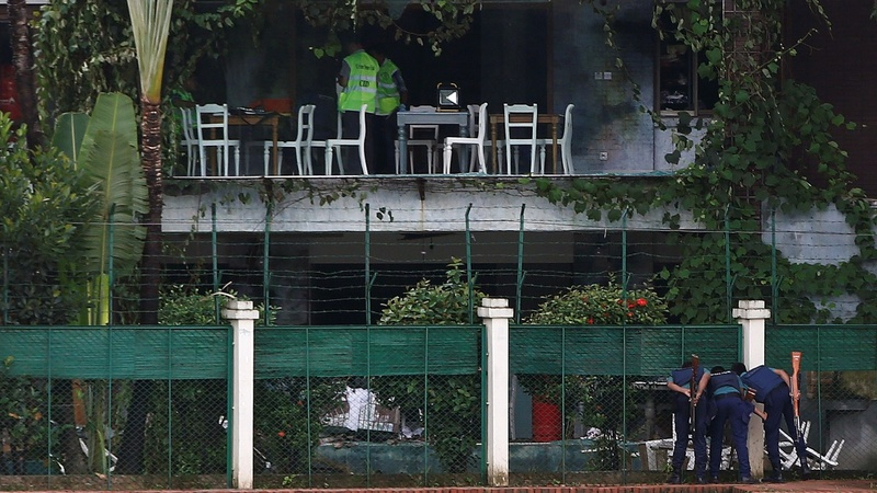 Bangladesh's struggle to identify cafe killers