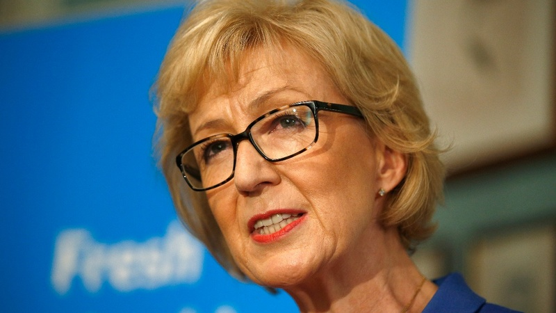 VERBATIM: Leadsom launches bid to be PM