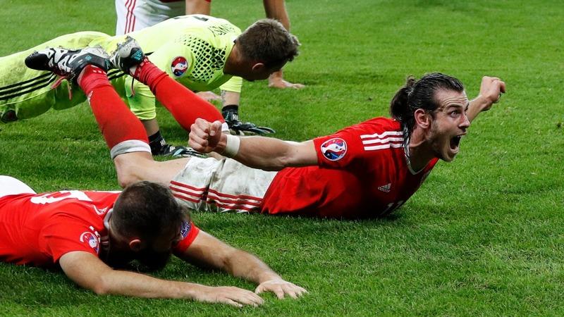 VERBATIM: Wales' Bale looks to Portugal semi-final