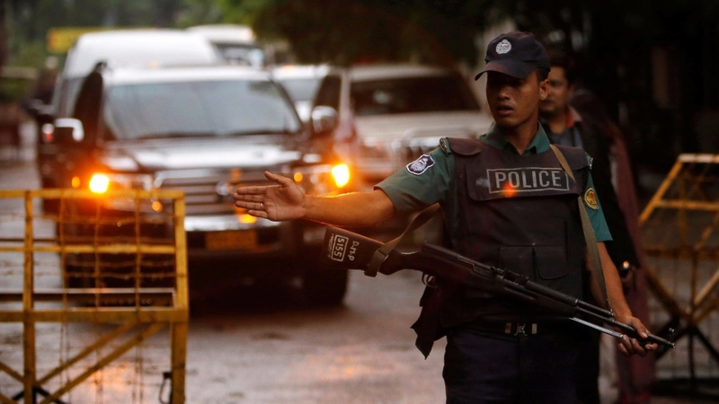 Bangladesh shaken by clues left by cafe killers