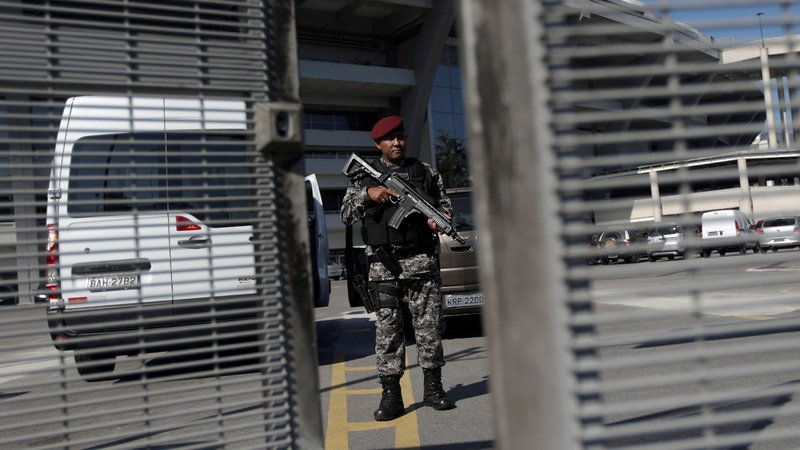 Rio officials promise safe, secure Olympics