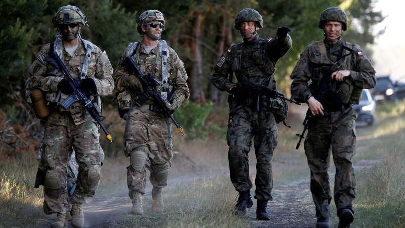 NATO summit to focus on deterrent for Russia