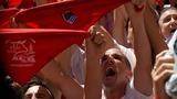 INSIGHT: Spanish bull-running fiesta starts
