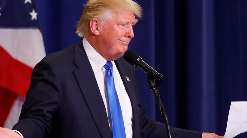 VERBATIM: Trump stumped by 'star' controversy