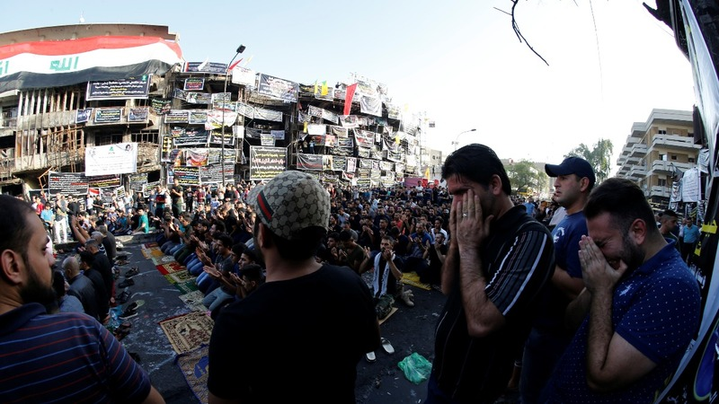 Baghdad bombing deaths rises to over 290