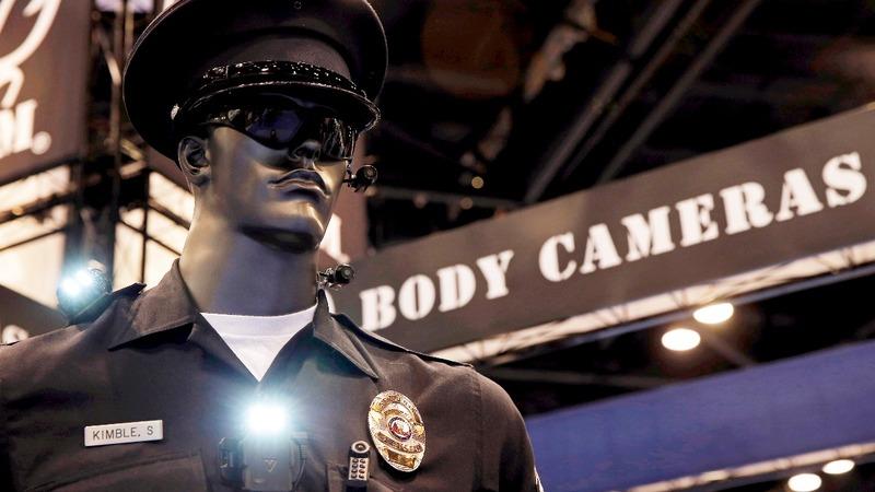 Police shootings put body cameras in spotlight