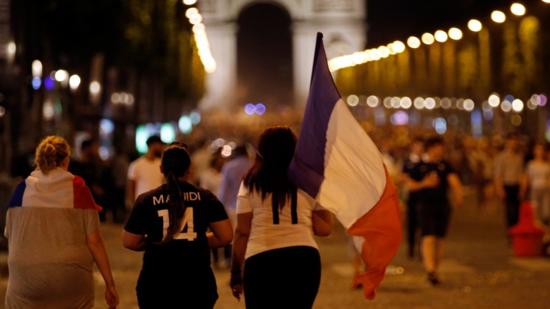Euro 2016 hosts France reach final