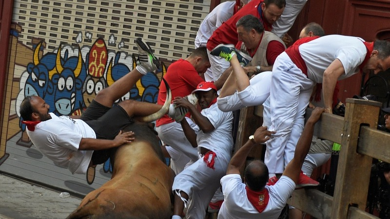 INSIGHT: Painful times for Spain bull runners