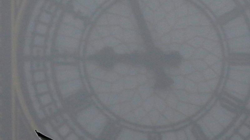 Flightpath to Brexit through the fog