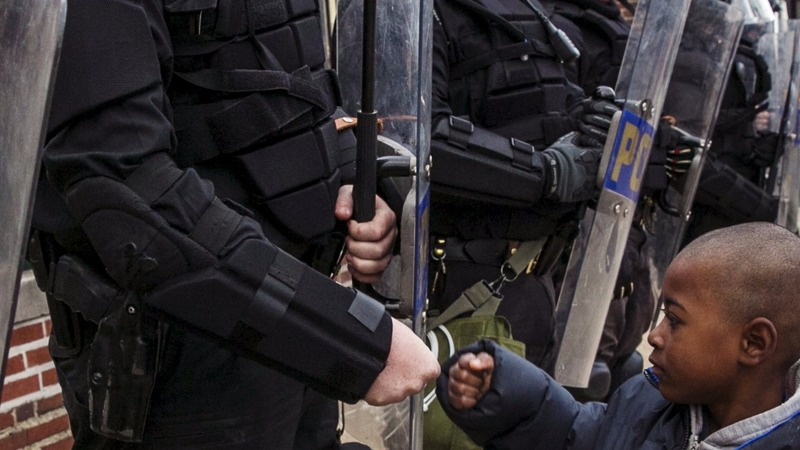 Police struggle with skepticism – and shrinking ranks