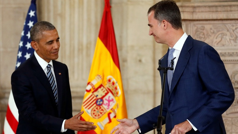 INSIGHT: Obama's tale of Spanish backpacking