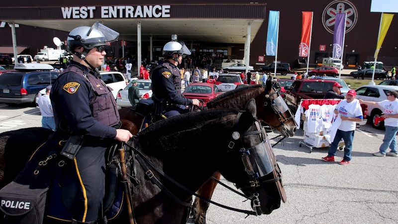 Cleveland ups RNC security after Dallas, but still scrambling