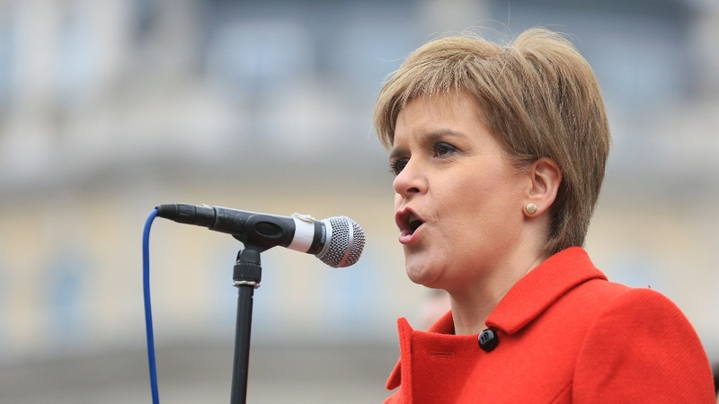 Nicola Sturgeon: Brexit's European politician