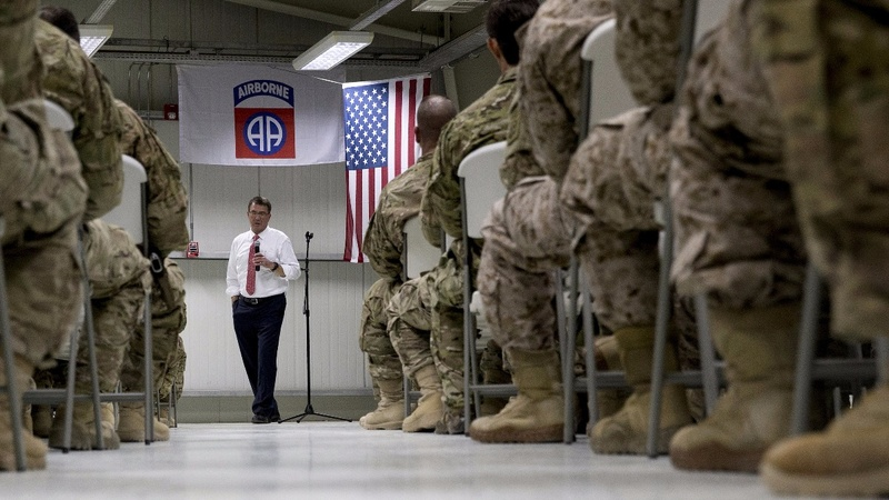 Obama sending 560 more troops to Iraq
