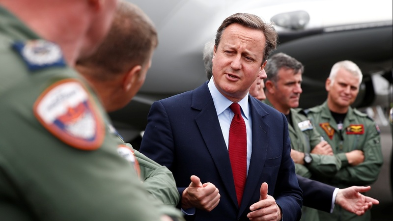 Brexit storm rocks aerospace show