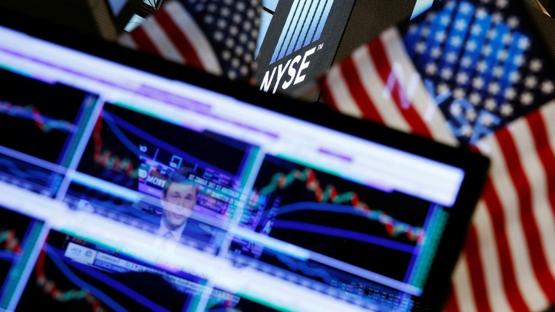 Wall Street hits record high