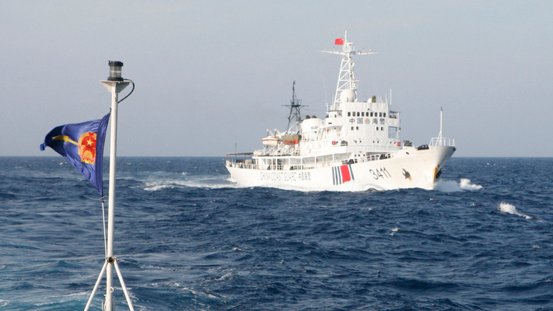 Major ruling looms over South China Sea dispute