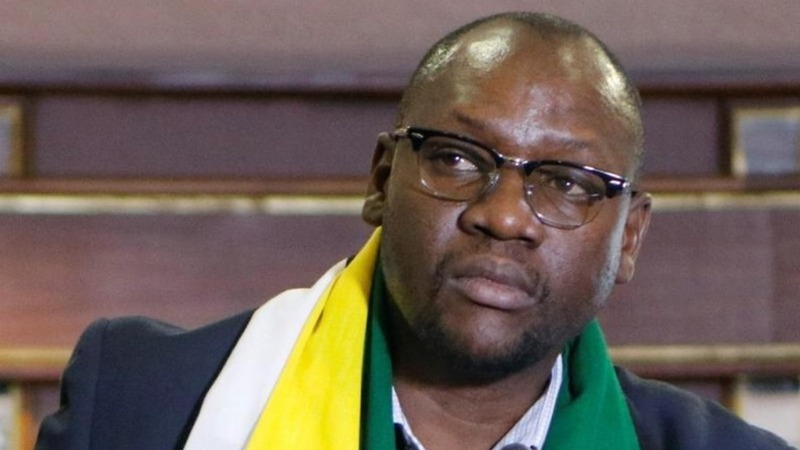 Zimbabwe protest leader charged by police