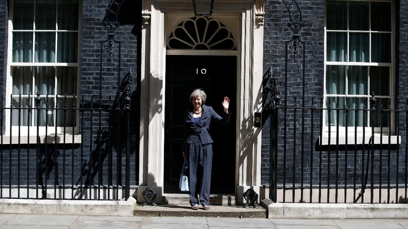 Exactly who is Britain's next prime minister?