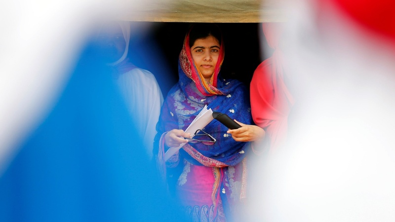 INSIGHT: Malala's birthday in refugee camp