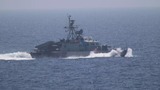 Iranian ships raise tensions with U.S.