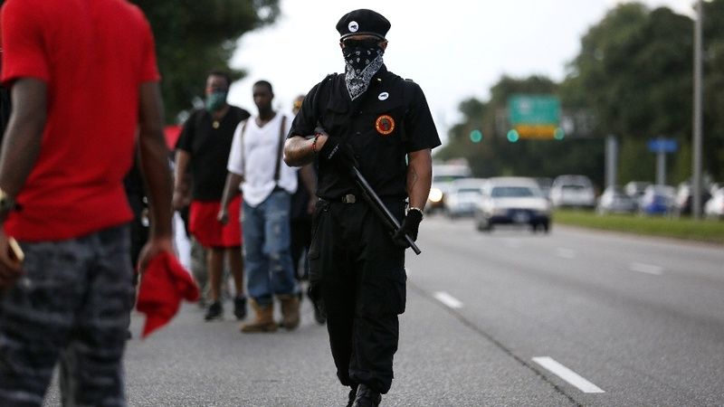 New Black Panthers bringing weapons to Cleveland