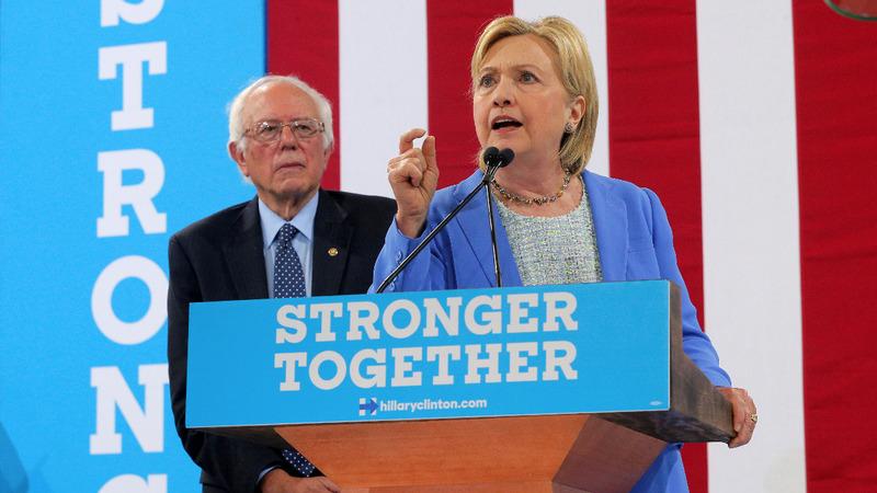 VERBATIM: 'We are stronger together'