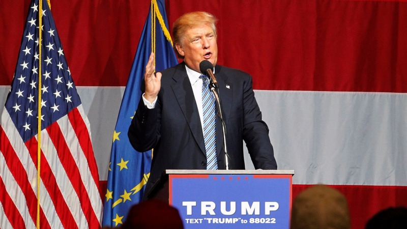 VERBATIM: 'Problems will happen' with police -Trump