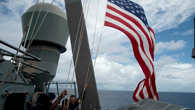 VERBATIM: South China Sea 'legally binding': U.S.