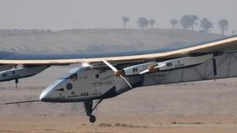 INSIGHT: Solar plane's penultimate world stop