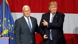 Mike Pence emerges as top Trump VP contender