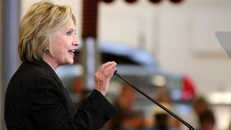 VERBATIM: Hillary Clinton calls for unity across America