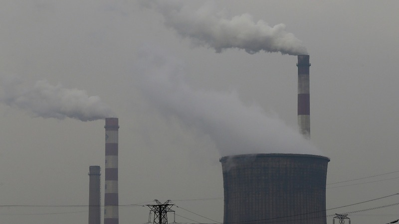 China's coal crisis continues: Greenpeace