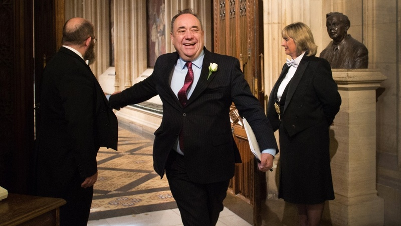 VERBATIM: UK politics from 'tragedy to comedy'