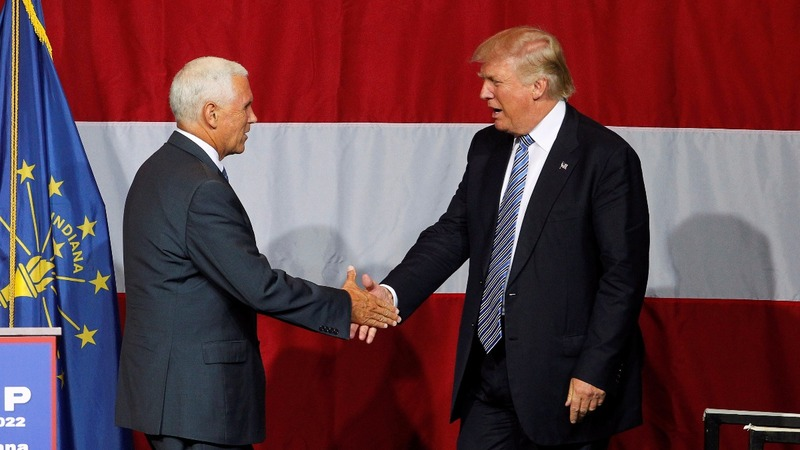 Trump picks Pence for VP: GOP sources